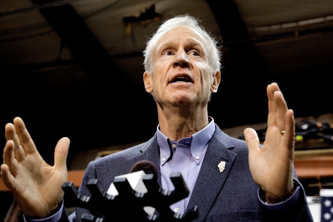 Rauner Aide Seeks Chicago Schools' Support for Pension Plan