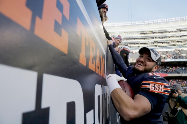 Playoff Scenarios: Bears Need Help, but Could Earn First Round Bye