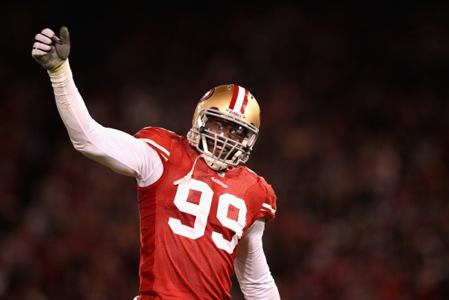 49ers Rookie Aldon Smith Arrested for Suspicion of DUI