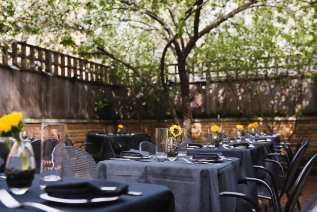 "BOKA Named in ""Top 10 Outdoor Dining Restaurants"""
