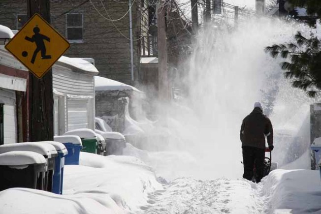 Federal Disaster Funds Available for Blizzard
