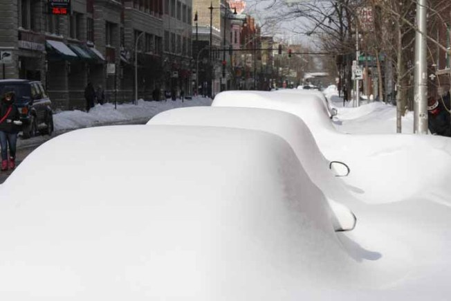 Quinn Requests Federal Assistance for Feb. 1 Blizzard