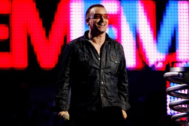 Join Bono at the W Hotel -- Virtually