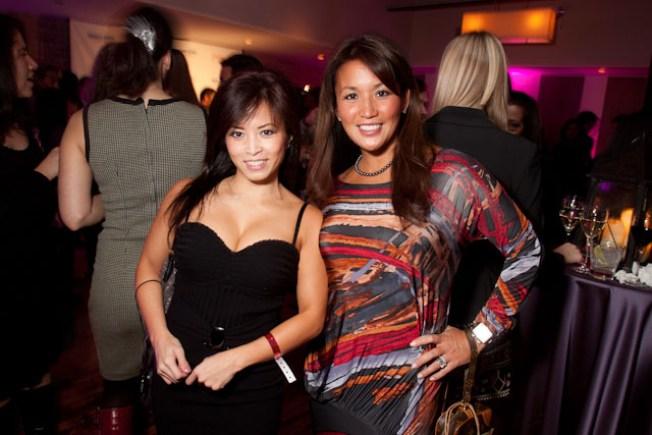 Party Celebrates 2012's Cheekiest Chicks