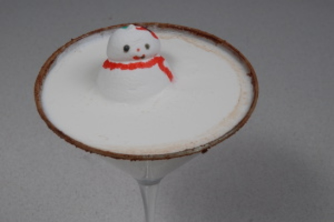 Kit Kat's Holiday Martinis Will Warm Your Soul