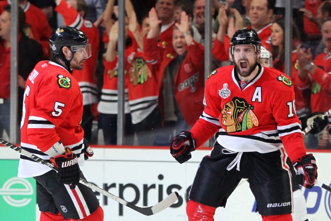 The 6 Best Moments From Blackhawks' 2010 Stanley Cup Win