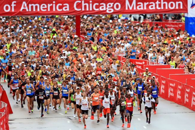 Runners Raised Record Funds for Charity in 2018 Bank of America Chicago Marathon