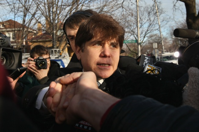 Blagojevich Attorney Says He'll Ask Full Court for Rehearing