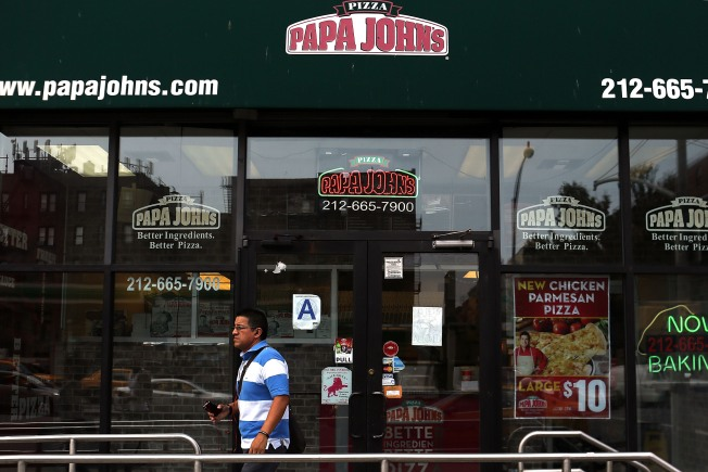 Papa John's Warns Gluten-Free Pizza Crust Might Contain Gluten