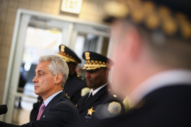 Report: Aldermen Call For Up to 1,000 New Cops