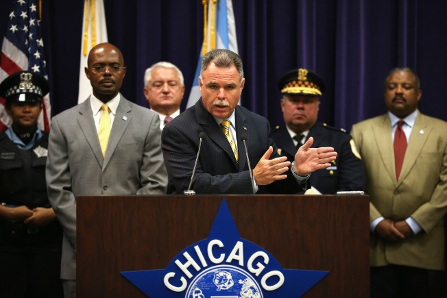 Police Superintendent McCarthy Joins Major City Police Chiefs for Summit on Gun Violence in D.C.