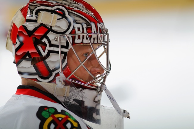 Blackhawks Send Raanta to Rangers, Acquire Haggerty in Trade