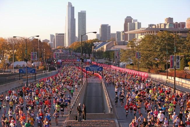 Past Champion, World Record Holder Headline 2015 Chicago Marathon Elite Field