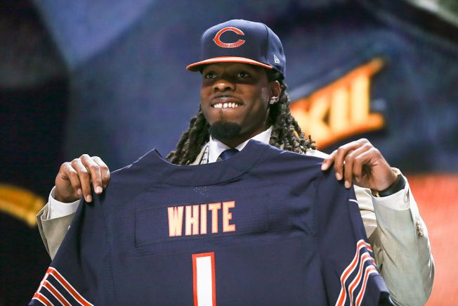 Bears WR Kevin White Expected to Sign With Cardinals: Report