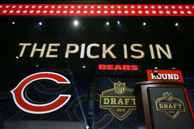 Bears Get Highest Draft Pick Since 1972 Thanks to Poor Season