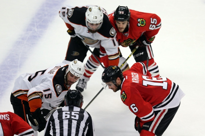 Blackhawks' Defense to Face Biggest Test of Playoffs in Game 5