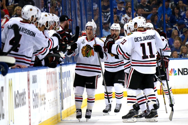 Lightning vs. Blackhawks: Three Key Players in Game 3