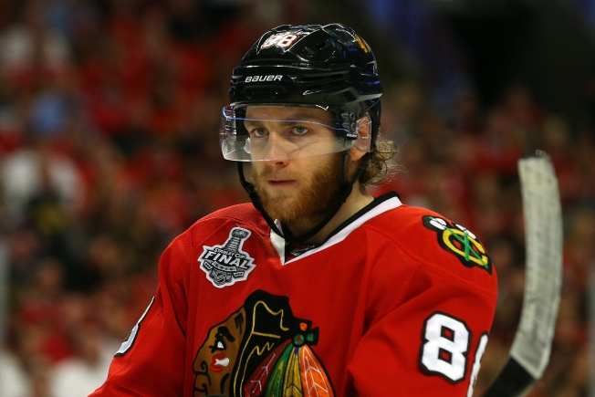 Report: 5 Teams Approached Blackhawks About Kane Trade