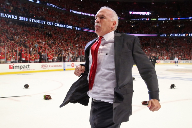 Joel Quenneville Weighs in On Game 7 of World Series
