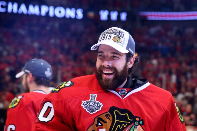 Corey Crawford Named as One of NHL's Three Stars of January