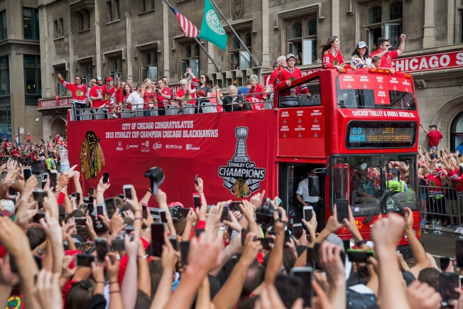 Blackhawks Remain One of NHL's Most Valuable Franchises