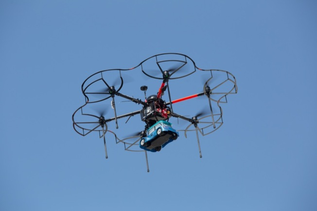 Aldermen Propose Ban on Drones Near Airports, Schools