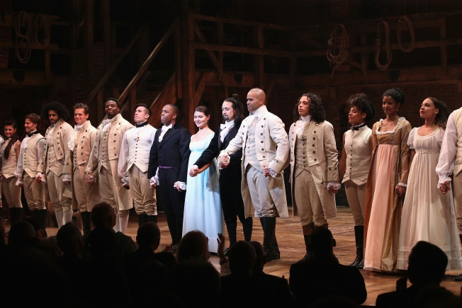 Broadway Hit 'Hamilton' to Launch Company in Chicago