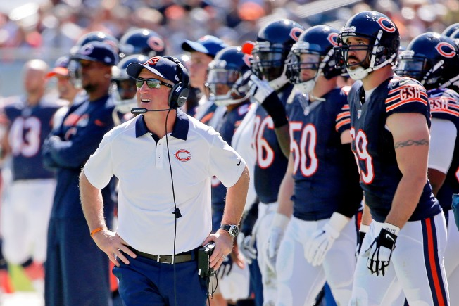 Bears Release First Depth Chart Ahead of Preseason Opener