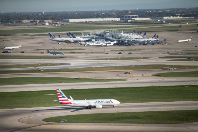 FAA: Significant Delays Reported at O'Hare Airport for Strong Winds