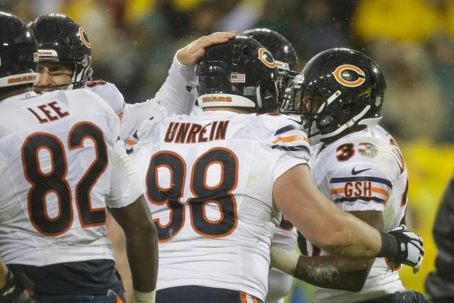 Mariani, Houston Highlight Positives From Bears' Win