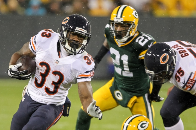 Bears Fend Off Late Packers Charge in 17-13 Thriller at Lambeau