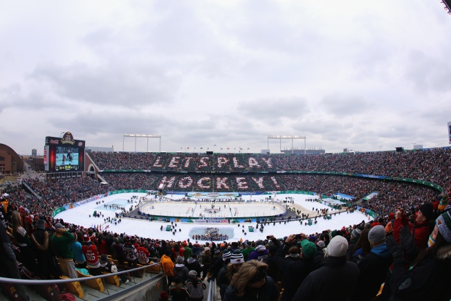 Before Rams left, Blues were in line for lesser outdoor game