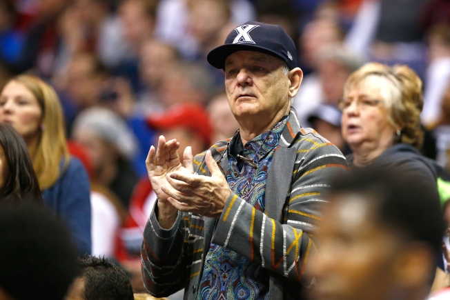 Bill Murray's Reaction to March Madness Letdown Takes Over Internet