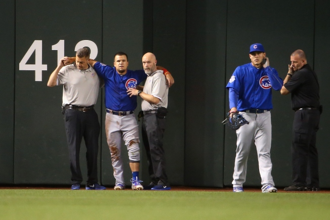 Kyle Schwarber Out for Season With Torn ACL, LCL