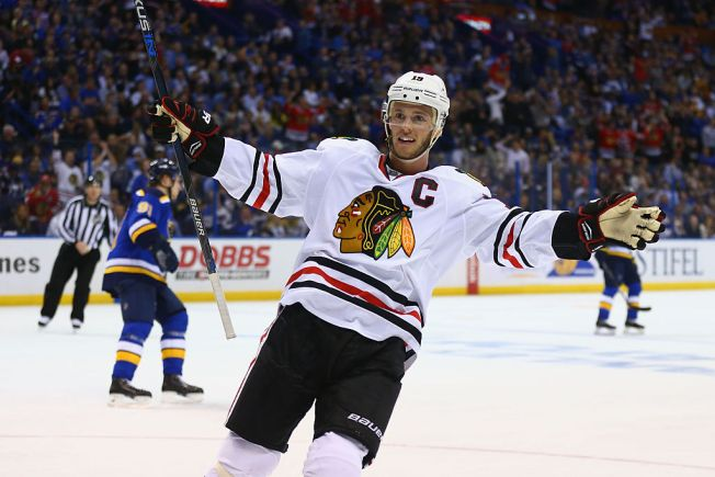 Video: Jonathan Toews Takes Comedic Turn in New Ad