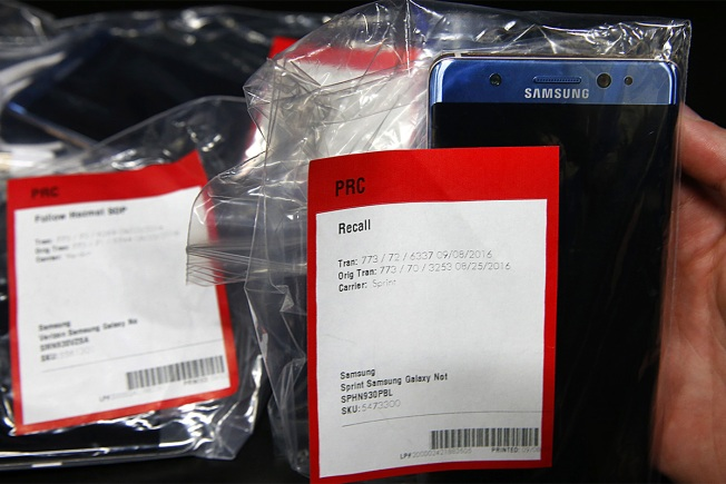 In Smartphone-Dependent World, Samsung Troubles Hit Hard