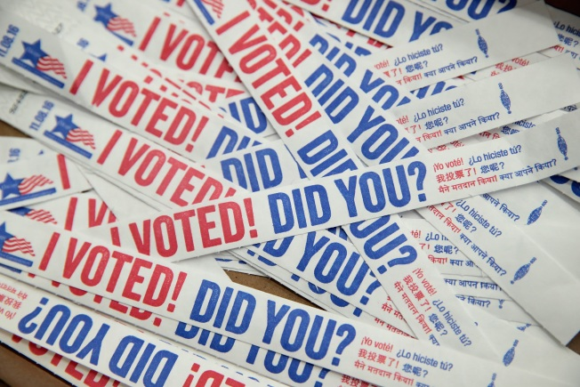 485K of Illinois' 8M Registered Voters Cast Ballots Early