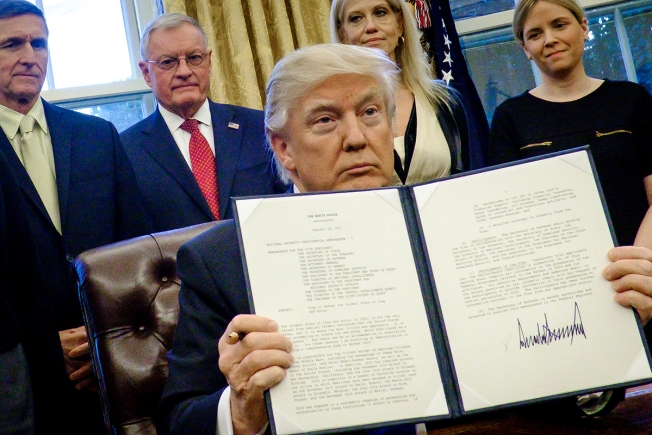 Trump Named in More Lawsuits Than Previous 3 Presidents Combined
