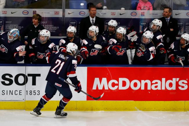 Athletes With Local Ties Named to 2018 Olympic Hockey Rosters