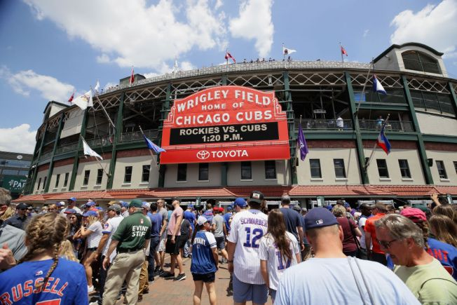 Cubs Sued for Better Wheelchair Access at Wrigley Field