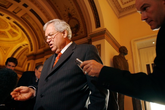 Timeline of the Career of Ex-House Speaker Dennis Hastert