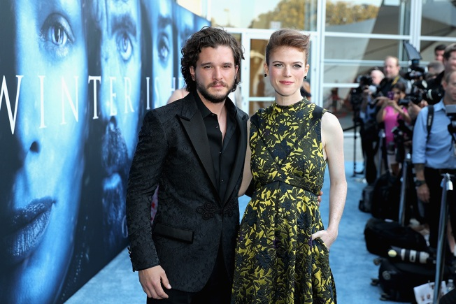 [NATL]The End Is Near: 'Game of Thrones' Season 7 LA Premiere