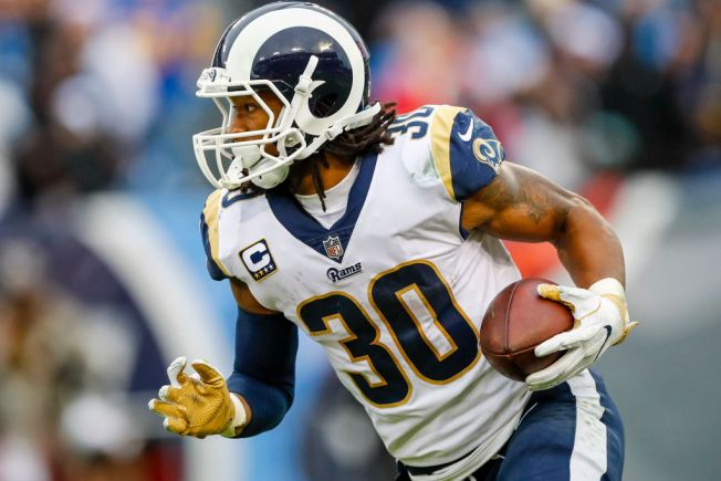 Rams Could Play it Safe With Todd Gurley, McVay Says