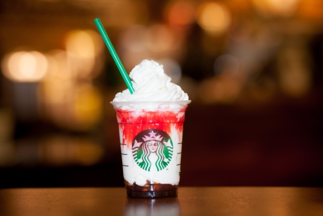 Starbucks Unveils 'Fang-tastic' Frappuccino