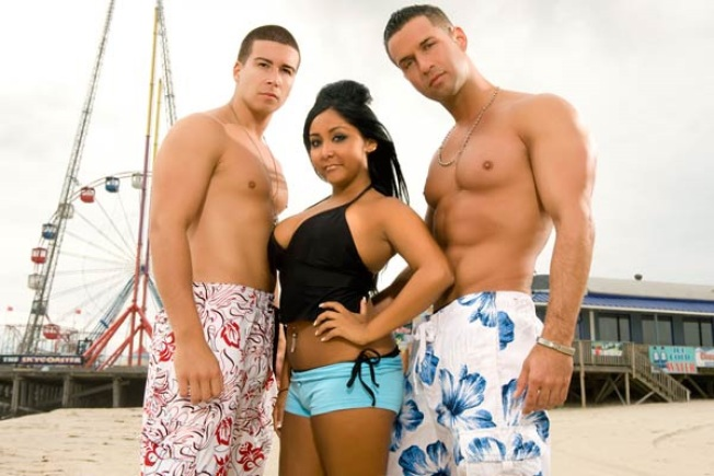 """Jersey Shore"" Set to Invade Chicago"