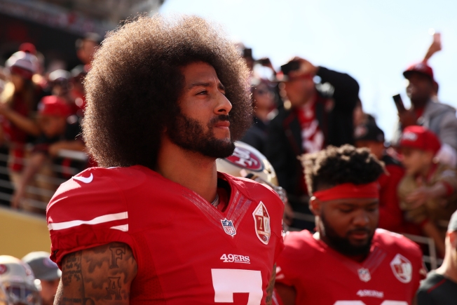 Kaepernick Declined to Vote on Election Day: Report