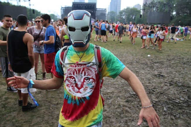 Post Lolla Grant Park Repairs to Take Two Months
