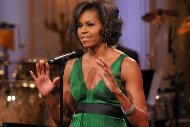 Michelle's Right to Bare Arms