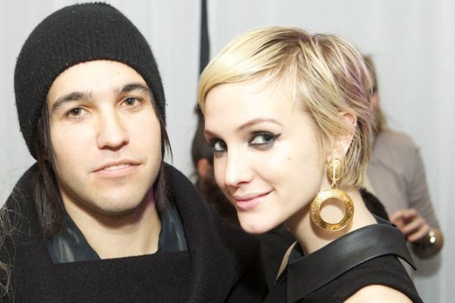 Pete Wentz and Ashlee Simpson Call it Quits