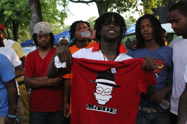 Pitchfork Nixes Chief Keef Gun Range Video